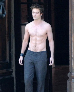 Sexy Robert Pattinson